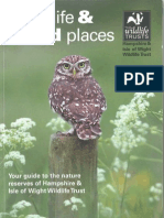 Wildlife and Wild Places edited by Rachel Hudson