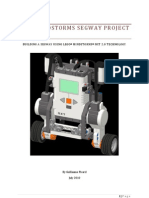 Lego Mindstorms Segway Project Report2