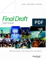 final draft manual