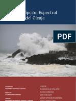 DESCRIPCIÓN ESPECTRAL DEL OLEAJE