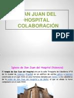 SAN JUAN DEL HOSPITAL- COLABORACIÓN