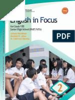 Kelas 8 - English in Focus - Artono.pdf