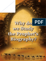 Why do we Study the Prophet's ( PBUH ) Biography?