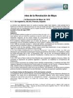 9- Los antecedentes de la Revolución de Mayo modulo 03