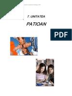Unitate didaktikoa - PATIOAN