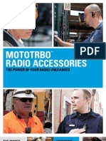 MOTOTRBO Accessory Catalog - March 2013