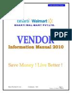 Wal-Mart Supplier Module