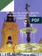 Historia Del Agua 1535 2007