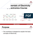 Fundamentals of Electricity & Electronics Course-2