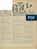 Lou Gal - N°25 du 1er juillet 1916 (2ème année)