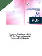 Pedoman Tatalaksana Infeksi HIV Dan Terapi Antiretroviral (INO BBB 001 RB SE-08-047621)