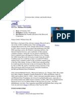 Bill Gates PDF