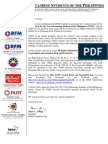 2013 TOSP Nomination Kit