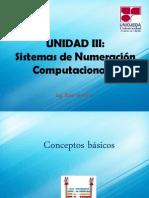 Clase 260212 Sistemas de Numeración