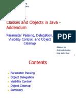 Lecture 3 Addendum