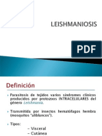 Leishmaniosis Jenny