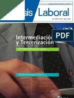 Análisis legal Laboral