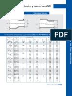 INF - PIP - CT - Reducciones concéntricas y excéntricas 1 a 16 in ANSI_B169, ASTM A-234.pdf