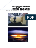 Documentation and Diagrams of the Atomic Bomb