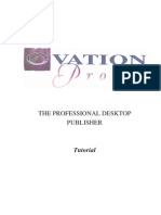 DTP Tutorial