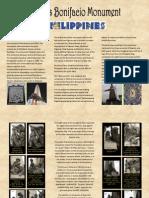 Brochure Monumento