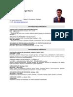 CV Javier Amigo