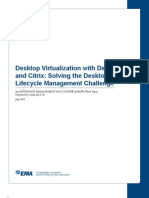 Dell and Citrix Virtualization