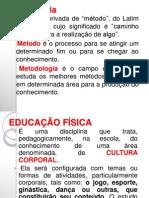 Metodologia Ed. Fisicadomniosdeaprendizagemetaxonomia