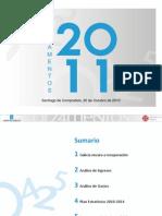 2011_Orzamentos Xunta