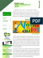 Informativo Fevereiro 2013