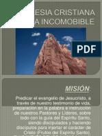 Iglesia Cristiana Roca Incomobible