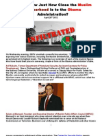 Want to Know Just How Close the Muslim Brotherhood Is to the Obama Administration.doc