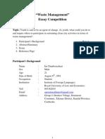 Waste Management Essay Contest(Im Chanboracheat).pdf