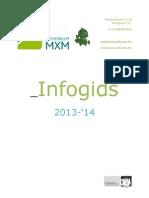 Infogids MXM 2013-2014