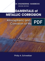 Fundamentals of Metallic Corrosion 0849382432