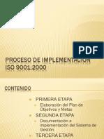 Proceso de implementaci�n ISO 9001.ppt