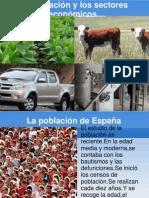 La población y los sectores económicos de España-1 ADRIANA
