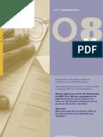 Explanatory Notes Tax Return Form m 2008 Ib3271t81fdeng