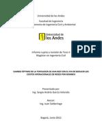 10.CAMBIO ÓPTIMO DE LA TOPOLOGÍA DE UNA RED CON EL FIN DE REDUCIR LOS COSTOS OPERACIONALES DE REDES POR BOMBEO