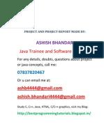JOB Portal Project Report