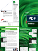 High Res PowerCad-5 4pp Brochure