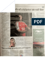 Times Cricketer