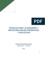 TECNICAS DE PANADERIA Y REPOSTERIA MEJOR PRESENTADA Y SIN AZÚCAR.doc