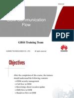 GSM Communication Flow