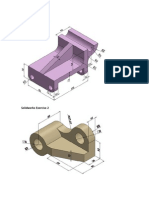 Solidworks Exercise
