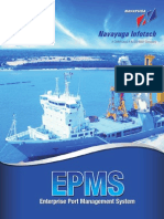 Enterprise Port Management System