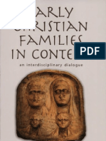 Balch, d. l. & Osiek, c. (Eds)_2003_early Christian Families in Context - An Interdisciplinary Dialogue