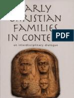 Balch, d. l. & Osiek, c. (Eds)_2003_early Christian Families in Context - An Interdisciplinary Dialogue