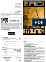 Bulletin - February 10, 2013