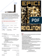 Bulletin - February 24, 2013